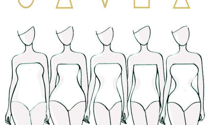 kształty kobiecych sylwetek