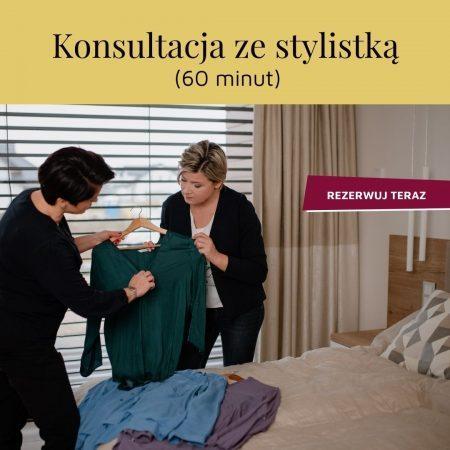 konsultacja ze stylistką
